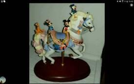 Disney Carousel Horse RARE