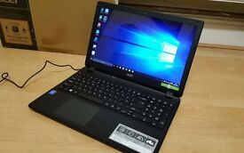 "Brand New Acer Aspire ES1-512 15.6"" Laptop Dual Core 2.16GHz 4GB RAM 500GB Win8.1 1Y Warrent"