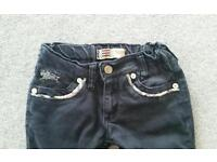 Child's Burberry jeans