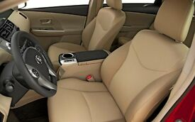 CAR LEATHER SEATCOVERS FOR TOYOTA PRIUS