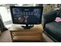"32"" lg tv with stand"