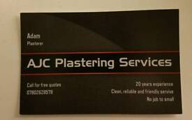 AJC Plastering Services