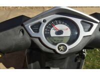 Peugeot Speedfight 3 50cc Moped, years mot,