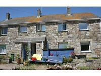 Cornish Cottage - Walk to Beach - One week Available - w/c 16th July - Dog Friendly