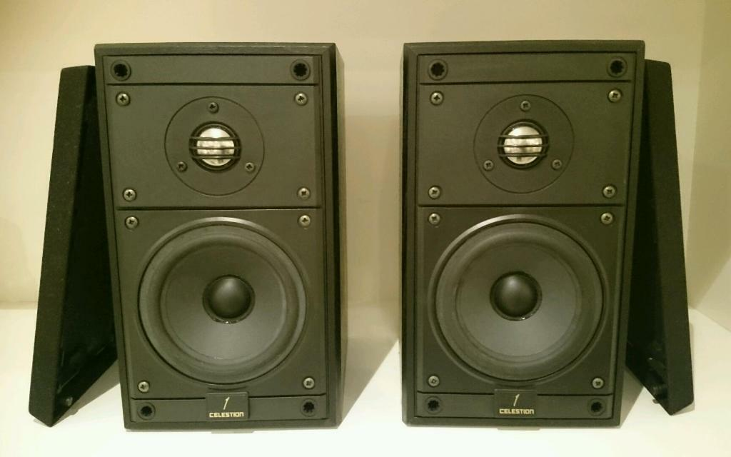 Celestion 1 Bookshelf Speakers