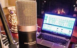Marantz Professional MPM-1000 Large Studio Diaphragm Condenser Microphone
