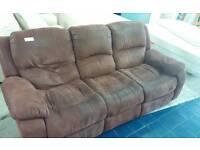 Brovn sofa