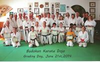 Karate Training - Spring is Here Stay Healthy!