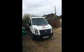 VW Crafter Lwb 16ft bed 2010