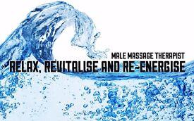 Qualified Male Massage Therapist