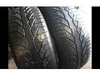 """Part worn tyres / 205""""55""""16 / winter/ m+s branded tyres 41 new road rm138dr"""