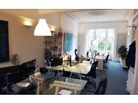 Co-working Desk spaces Glasgow West End