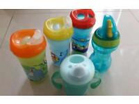 Toddler drinking bottles