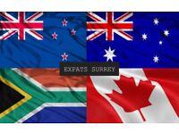 Expats Surrey.