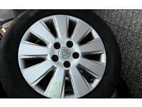 Vectra c sxi wheels