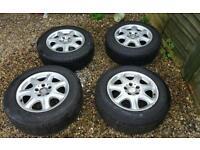 Mercedes W220 alloy wheel £150ono