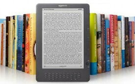 Any eBooks available for Kindle, Ipad ,Nook, Sony & all e-readers.