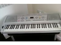 Acoustics solutions. keyboard