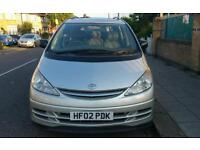 Toyota Previa 2.4 CDX 5dr (7 seat)