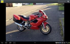 Ducati ST2 1997 in good condition, ready for touring