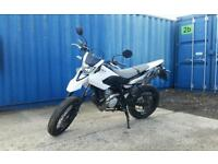 Yamaha WR125 X supermoto ( Not ktm, yzf, crf, rmz ) learner legal bike