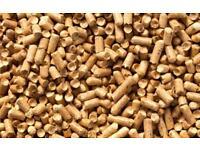 Wood Pellets - 20kg bags