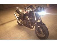 For quick sale Yamaha fazer 400 with 600 cc engine fazer