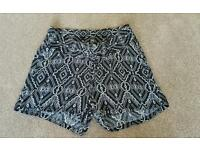 Maternity shorts from h&m size 10.