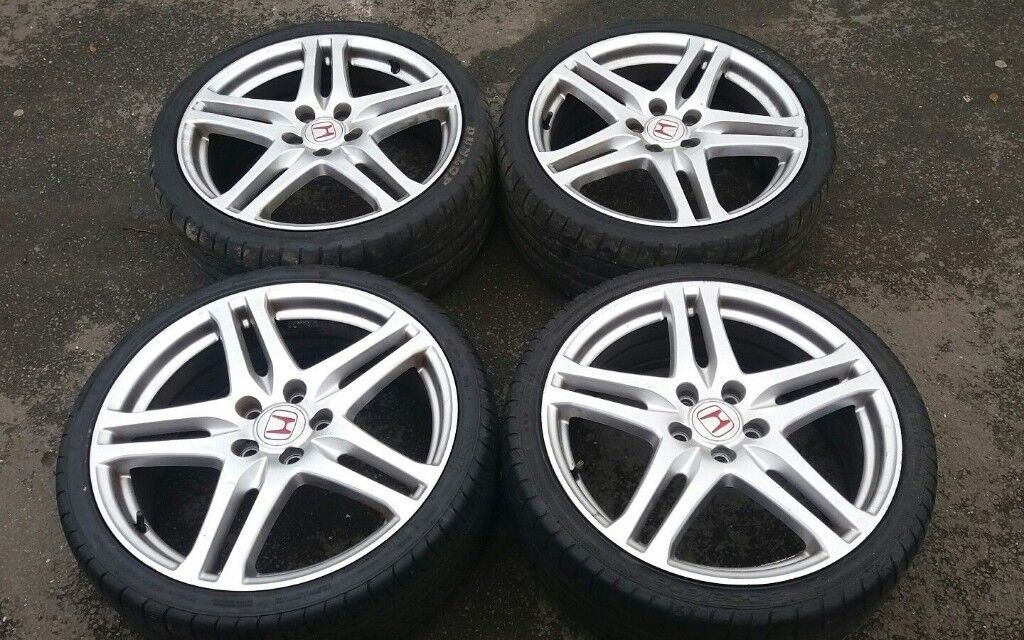 19 Quot Honda Civic Type R Rage Alloy Wheels Fn2 Ep3 5 X 114 3