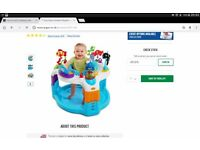 Under the sea activity saucer