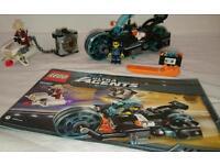 Lego agents 70167