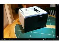 HP LaserJet 2055d laser printer