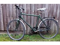 Green bike almost for free!!!