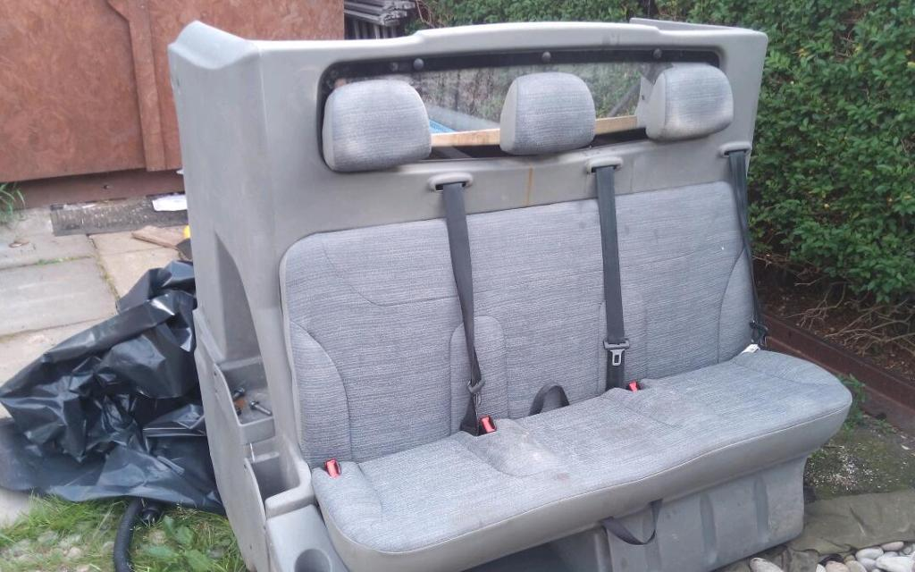 Image Result For Ford Transit Bench Seat