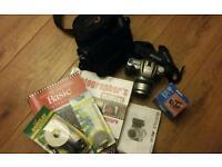 Pentax mz 30 film SLR