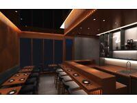 Japanese Restaurant WAITRESS needed Part Time or Full Time