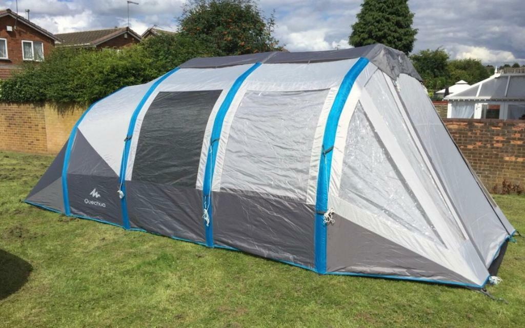 AIR SECONDS FAMILY 6 3 XL INFLATABLE TENT - 6 MAN | in Bournemouth, Dorset  | Gumtree
