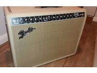 Fender 65 twin reverb reissue 40th anniversary