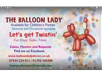 THE BALLOON LADY