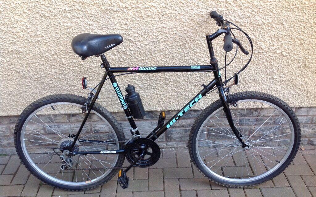 Bike Bicycle Gents Hi Tech Atomic Mountain Bike In Dundee