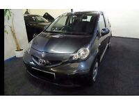 2008 ('58 plate) TOYOTA AYGO 1.0 litre ,FREE AA MECHANICAL REPORT