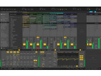 ABLETON LIVE SUITE 10 for PC-MAC.