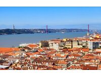 1 x Liverpool to Portugal(Lisbon) flight. July 5th-Jluy 12th