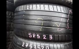 Part worn tyres/ 275/35/20 / 41 new road rm138dr- Touchstonetyres