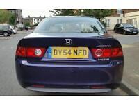 Honda acord 2.2 I CDTI 54 reg 2 previous owner sat nav £950