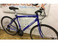 Raleigh detour hybrid bike