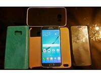 Galaxy s5 edge 32gb green on Vodafone £280