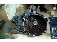 Ford transit swb 2.0 fwd diesel mrk 6 5 speed gearbox