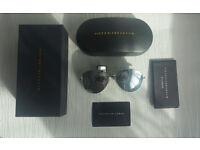 Brand New With Tags Genuine Victoria Beckham Aviator Sunglasses