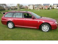 LOVELY 2006 ROVER 75 ESTATE LONG MOT FULL SERVICE HISTORY 55 + MPG